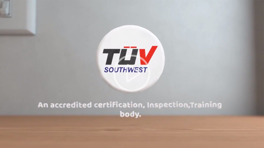 TUV SW Accreditation