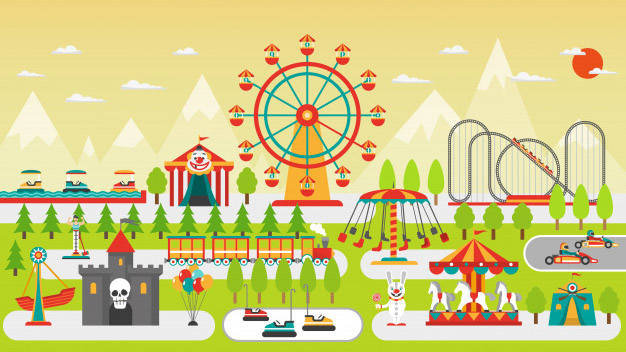 Amusement Park and Device Safety Inspection