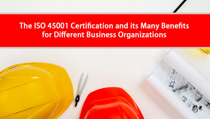 Importance of ISO 45001