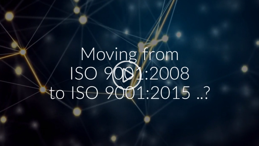 ISO 90012008 to ISO 90012015 Easy Transition