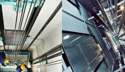 Elevator and Escalator Inspection