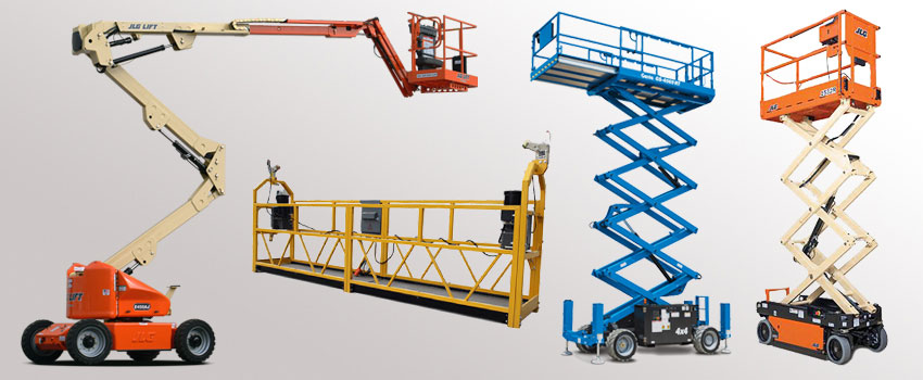 Man Lift and Suspended Cradles Inspection Big